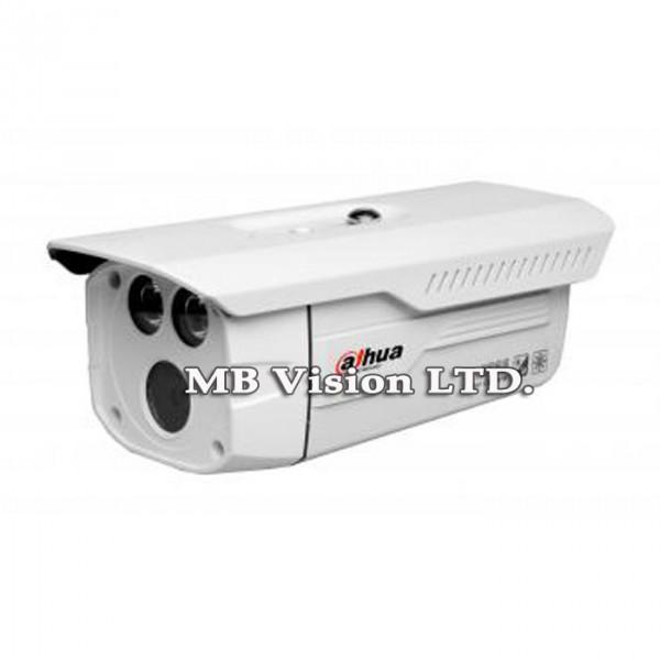 Full HD камери HD-CVI Dahua - 1.4MP HD-CVI камера Dahua с нощен режим на снимане до 80м HAC-HFW2120D-B