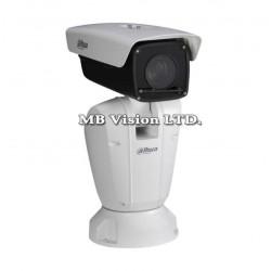 Full HD IP PTZ камера Dahua, 2MP резолюция, 30x оптичен, 16х дигитален зуум, нощен режим до 300м - DH-PTZ12230-IRB-N