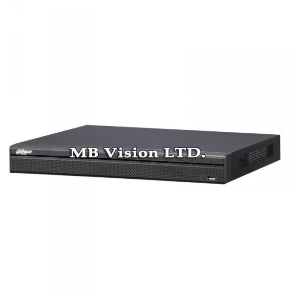 DVR с 16 канала - DVR Dahua XVR5216AN-X, 16-канален + 8 IP камери