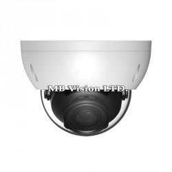 HD-CVI камера Dahua HAC-HDBW3802E-Z, 8MP, 3.7-11mm VF, IR до 50м