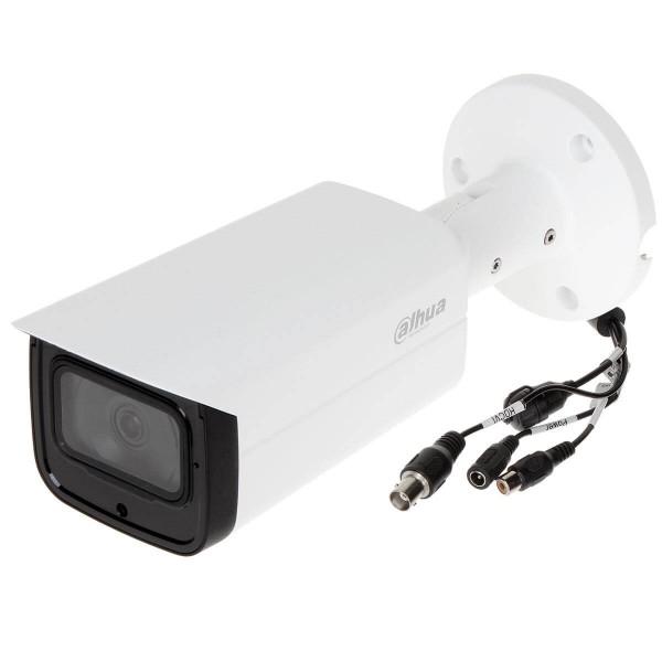Full HD камери HD-CVI Dahua - 5MP CVI камера Dahua HAC-HFW2501T-I8-A-0360, IR 80m, 3.6mm