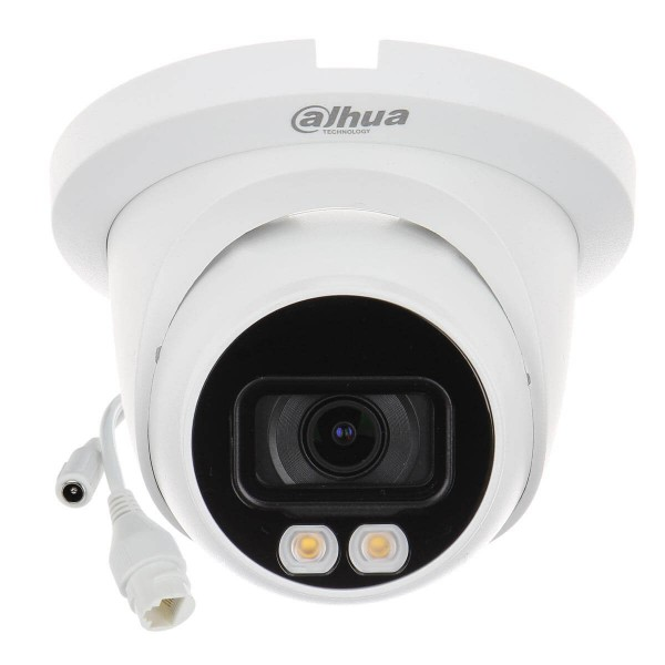 Full HD IP камери Dahua - 2MP ИП камера Dahua IPC-HDW3249TM-AS-LED-0280B, 2.8мм, IR 30м