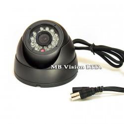 Куполна, вандалоустойчива камера, резолюция 800TVL, IR до 20 метра  - Avision AVS-W4203