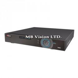 Хибриден DVR Dahua за 4 HD-CVI камери - HCVR7204A-S2