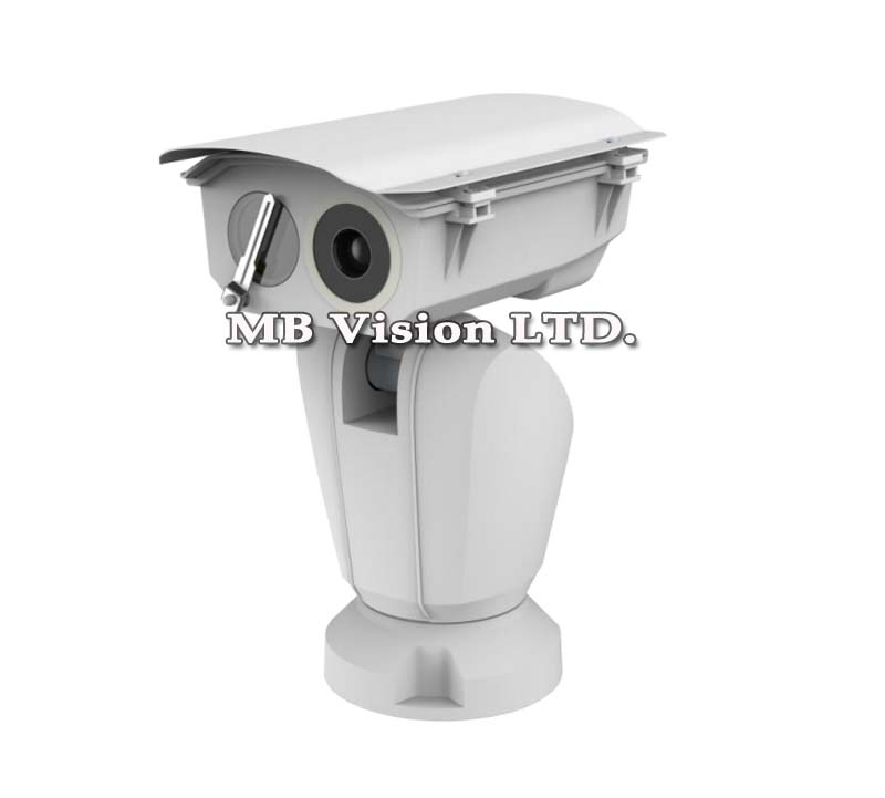 Smart IP PTZ термовизионна камера Dahua